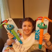 Hannah's licensed items at Target!