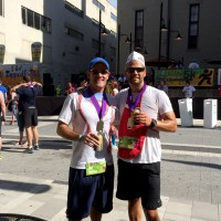 Tap and Run 5K race in Indy